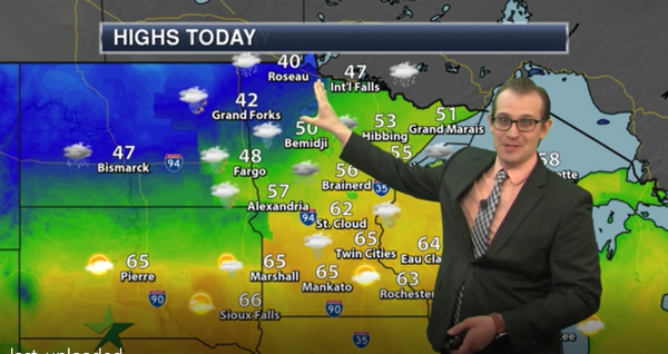 Evening forecast: Showers, then mostly cloudy