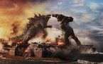 Godzilla may have won the bout with Kong on points. Watch the movie and judge for yourself.