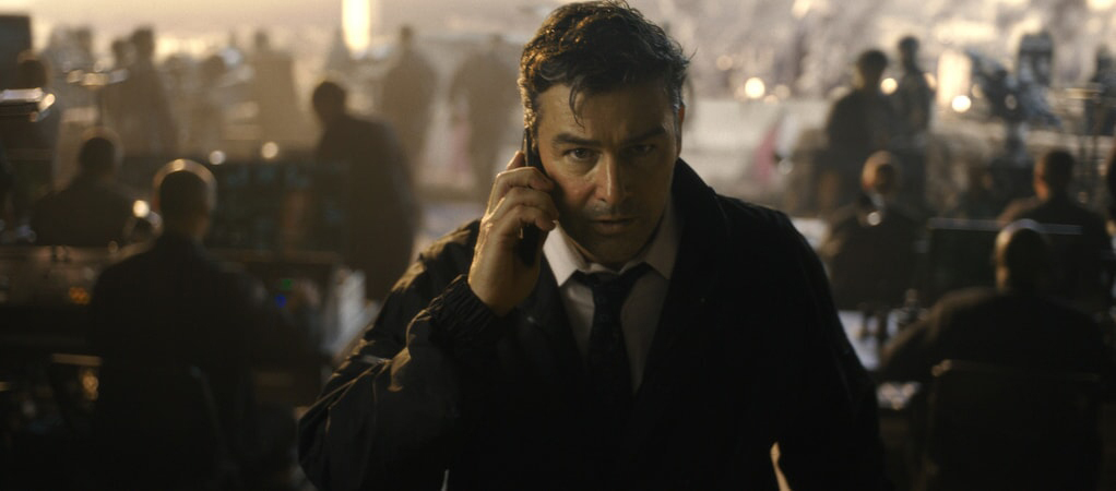 Kyle Chandler was in 'Godzilla vs. Kong' for brief scenes that didn't really go anywhere.