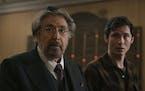 """Al Pacino in the Nazi-hunting drama """"Hunters."""""""