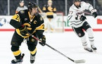 Colorado College hockey captain Grant Cruikshank, a Hobey Baker nominee this past season, is transferring to the Gophers.
