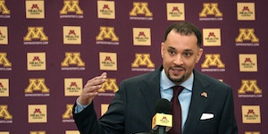 New Gophers basketball coach Ben Johnson's biggest challenge is attracting more of Minnesota's high school talent to the U.