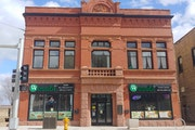 Duluth's Old City Hall on E. Superior St. downtown will soon include a 13-room boutique hotel.