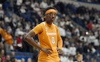 Tennessee's Rennia Davis, the Lynx's top draft pick and No. 9 overall, signed with the team Monday.