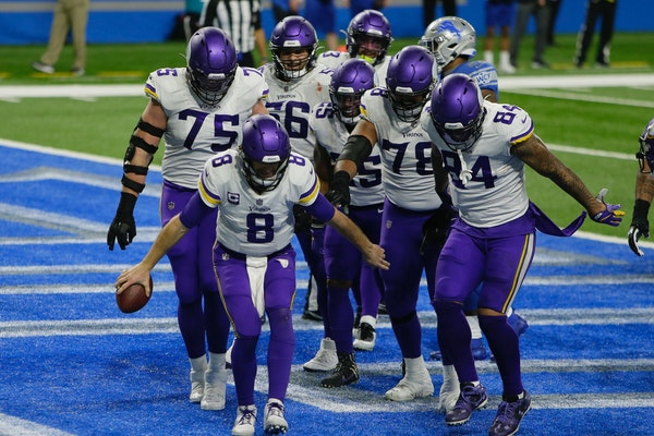 The question (and wager) is simple: 9-8 or better vs. 8-9 or worse in 2021 for the Vikings?
