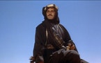 Omar Sharif in Lawrence of Arabia