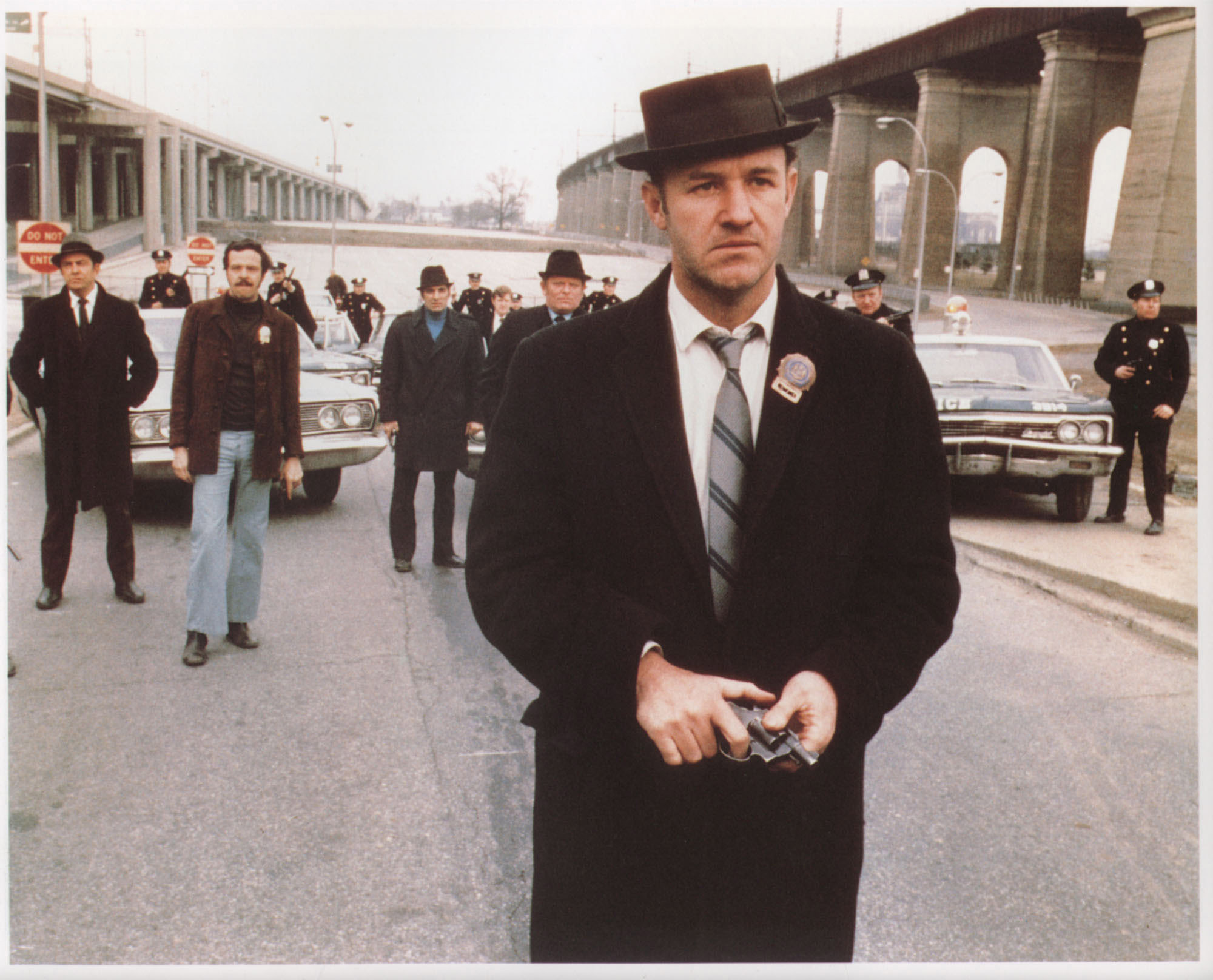 Gene Hackman in 'The French Connection.'