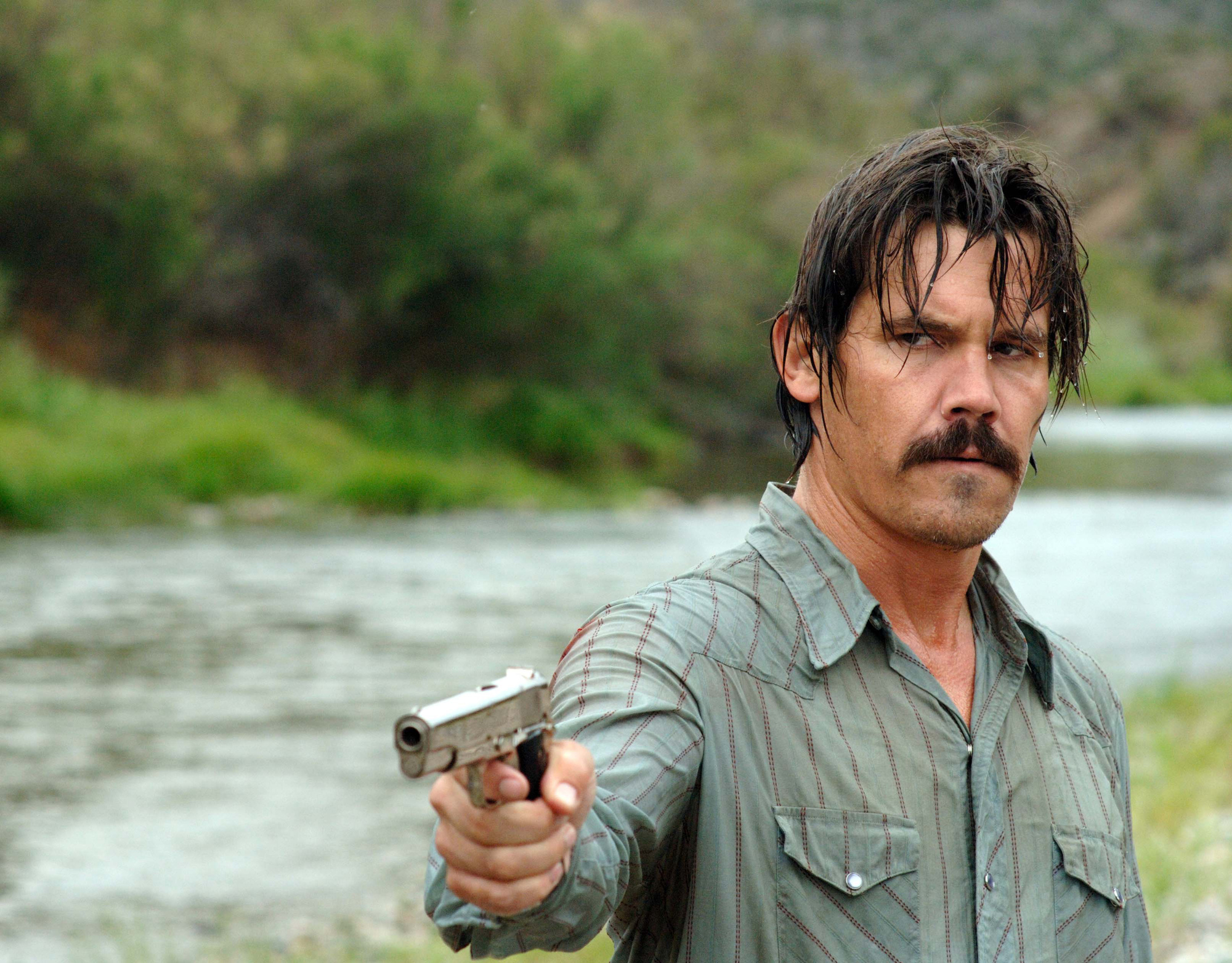 Josh Brolin in 'No Country for Old Men.'