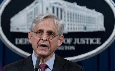 "Attorney General Merrick Garland: ""Yesterday's verdict in the state criminal trial does not address potentially systemic policing issues in Minnea"