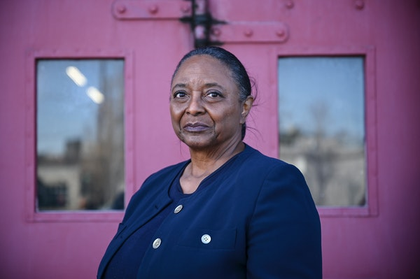 """Retired Hennepin County Judge LaJune Lange: """"This is the first time in Minnesota that a jury has valued a Black man when killed in police custody.�"""