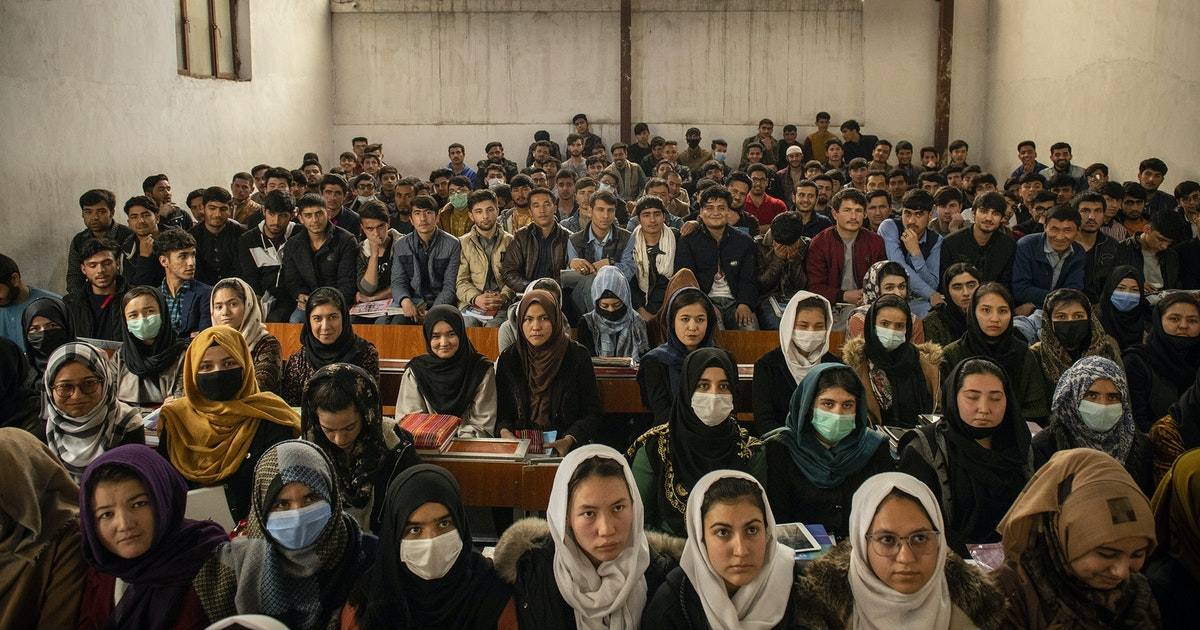 OPINION EXCHANGE | Afghan women know the cost of wars started by men