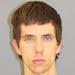 Justin Valian  Credit: Chisago County jail