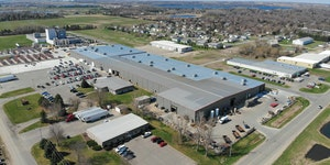 Doosan Bobcat has tripled the size of its factory in Litchfield. The $26 million expanson, which officially opened Thursday, makes attachment parts fo