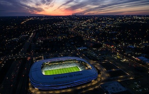 Allianz Field is ready again to welcome in the Loons.