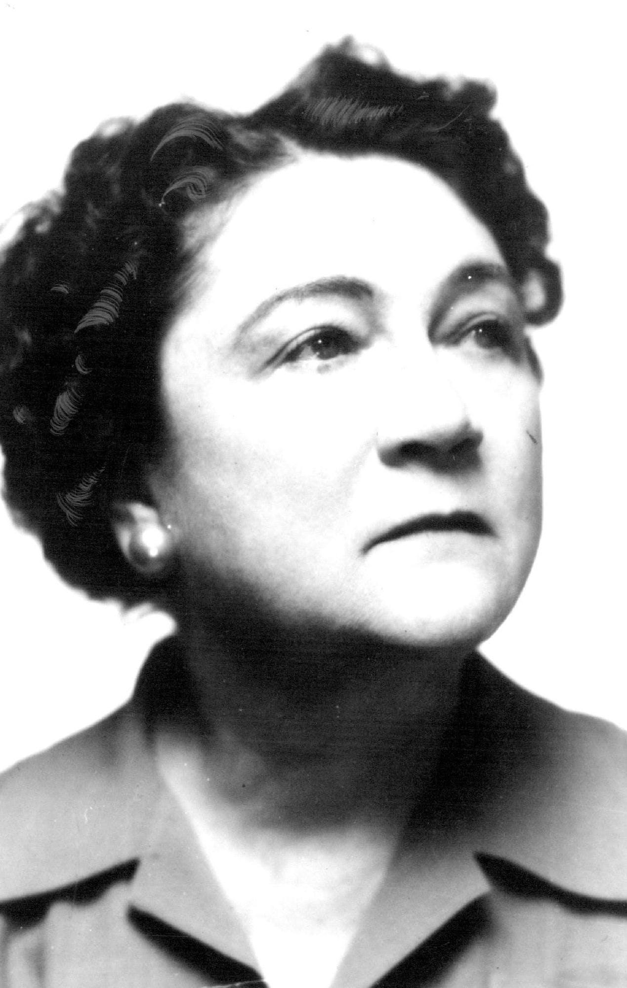 Marjorie Kinnan Rawlings in 1953.