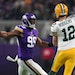Could Danielle Hunter be part of a Thursday night draft trade?