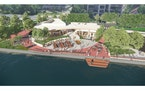 Minneapolis Park board president says he'll bring back Bde Maka Ska pavilion