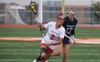 Girls' lacrosse: Henry Sibley/Gentry Academy beats Hermantown/Proctor