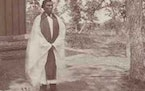 """Enmegahbowh: As """"the only Native American who interacted between the Native population and the white establishment … and who left a written record"""