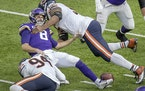 Quarterback Kirk Cousins has drawn the ire of fans for miscues and other issues, but the Vikings are ill-advised to ignore far more glaring needs in t