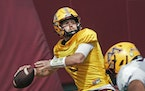 The Gophers are set at quarterback this season with returning Tanner Morgan.
