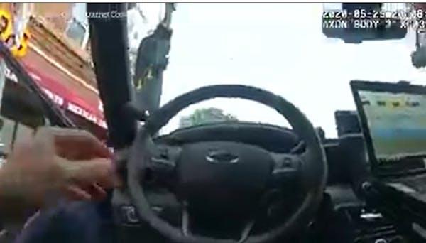Police body camera video in George Floyd's killing released