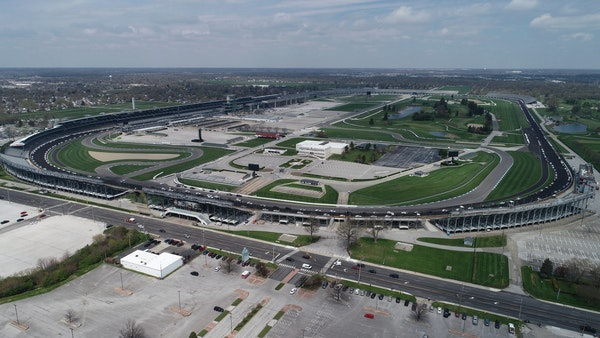 If there's a facility that can safely host 135,000 fans during a pandemic, it would be Indianapolis. The speedway has been approved to host 40% its