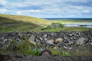 A tailings basin would be put back into use at PolyMet mine near Hoyt Lakes, Minn.