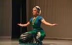 Aparna Ramaswamy, co-director of Ragamala Dance Co., from TedX MplsPhoto provided