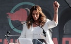 Caitlyn Jenner at an event in January. She has announced her run for California governor in a recall election. A ballot now all but certain to take pl