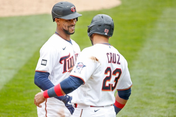 Buxton, Cruz have been let down so far by their Twins teammates