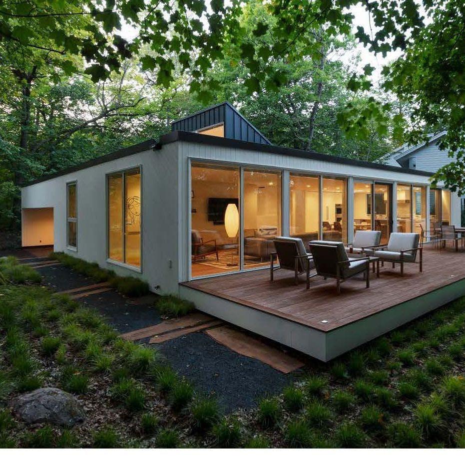 Rapson revival, Charles R. Stinson Architecture + Design