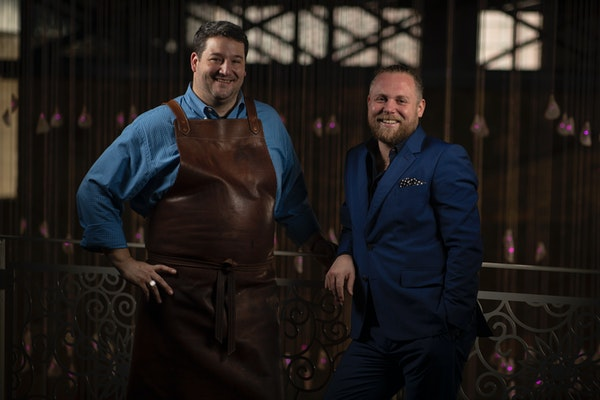 Chef Thomas Boemer and Nick Rancone are moving their Revival Smoked Meats to Minneapolis.