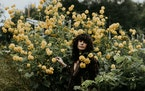 """Sarah Krueger said """"it's just so easy to escape"""" into nature in Duluth, a heavy influence on the Lanue album. MICHELLE BENNETT"""