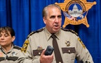 Ramsey County Sherif Bob Fletcher said deputies will be required to activate cameras in situations that may result in police action, but not casual en