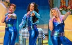 """The Duluth Playhouse at the NorShor Theatre returns to in-person audiences this week with """"Dancing Queens: The music of ABBA's Mamma Mia."""" The h"""