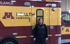 Field paramedic Rose Pelzel retired in April after almost five decades.