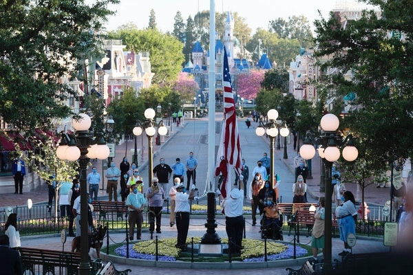 Disneyland reopening marks California's turnaround