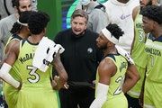 Timberwolves head coach Chris Finch said most players were fine at Saturday's shootaround after getting their COVID vaccines following Thursday's