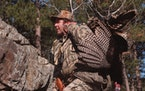 Outdoors writer and TV show host Ron Schara, above, has been hunting wild turkeys since 1967. His new book features favorite stories from more than 50