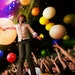 Wayne Coyne and the Flaming Lips will float to town again April 8 to play the Palace Theatre.