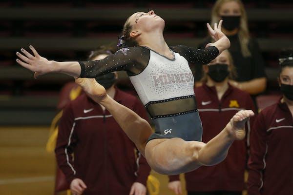 All-Americans Ramler, Loper returning to U gymnastics next season
