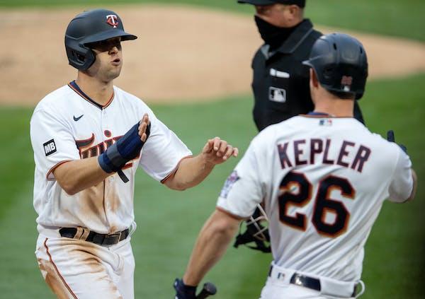 Wrist injury sidelines Twins' suddenly slugging Alex Kirilloff
