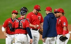 Baldelli: Matchups dictated  Waddell start 10th inning for Twins