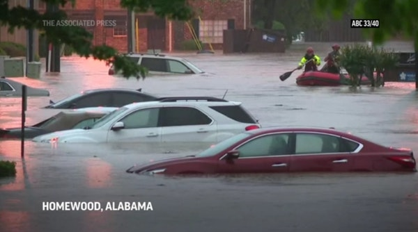 Severe storms spread havoc in southern states