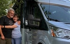 When COVID-19 travel restrictions hit, Jerry and Jan Paul bought a used RV to crisscross the American West.