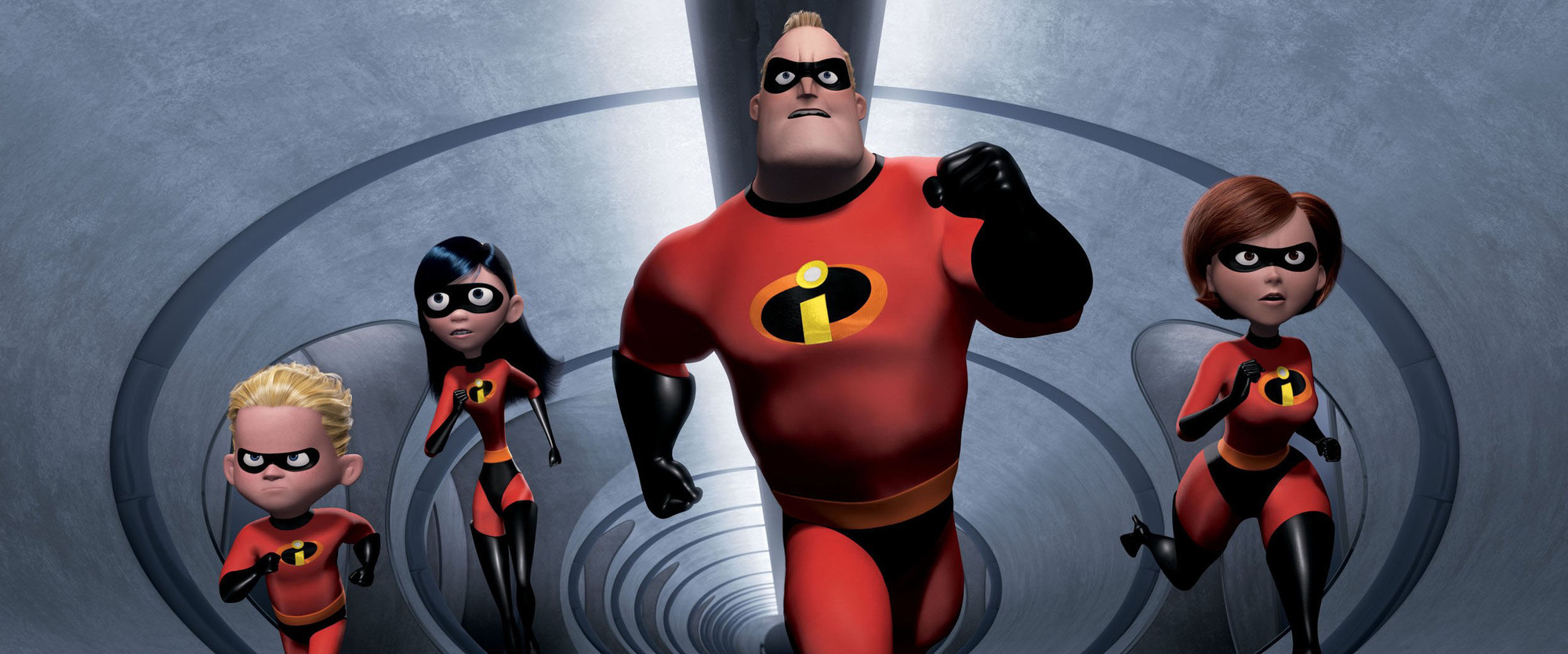 Holly Hunter voices mom Helen Parr in Pixar's 'The Incredibles.'