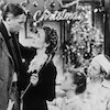 """Jimmy Stewart and Donna Reed in """"It's a Wonderful Life."""""""
