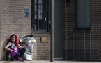 In St.Paul, Minnesota on May 4, 2021, West Seventh business owners and neighbors say they have experienced violence and crime since Freedom House, a h