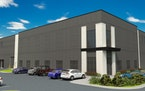 WPT Industrial REIT plans to construct a 500,000 square foot distribution center in Shakopee. (Rendering provided by city of Shakopee)